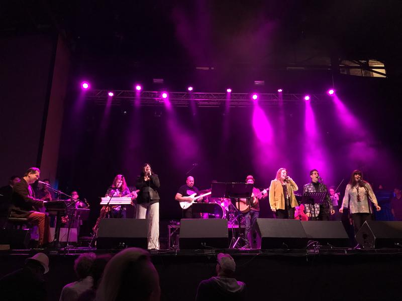 The Florida Bjorkestra recently performed a Greatest Hits concert at Jannus Live during the Et Cultura Festival in St. Petersburg.