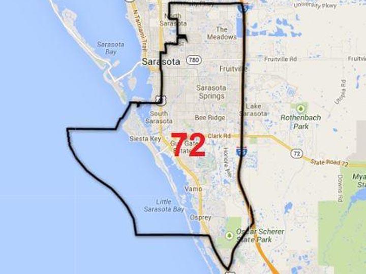 Florida House District 72