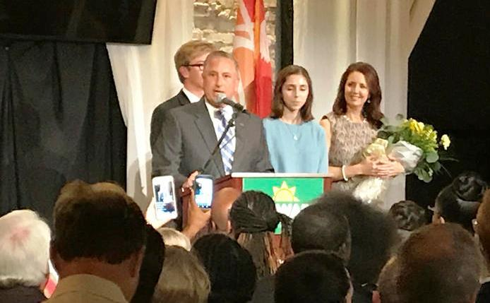 St. Petersburg Mayor Rick Kriseman won a second term last week