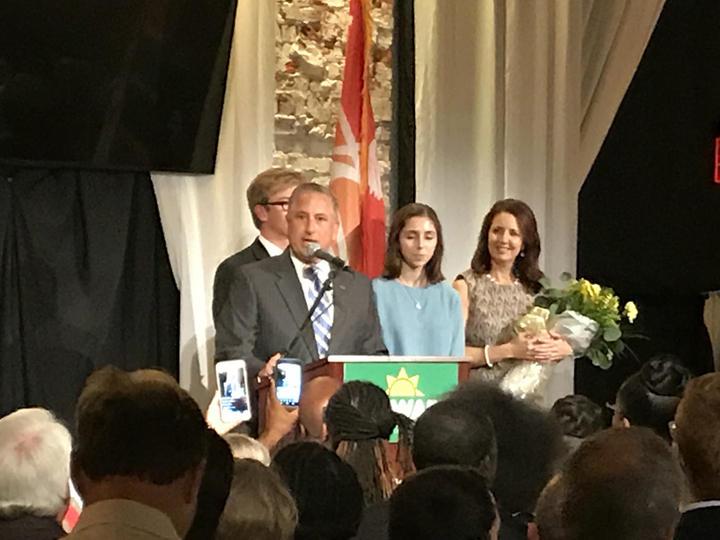 St. Petersburg Mayor Rick Kriseman won a second term Tuesday.