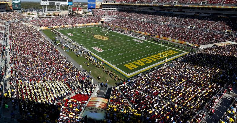 The 2018 Outback Bowl matchup between The South Carolina Gamecocks and Michigan Wolverines is a rematch of their 2013 bowl game in Tampa Bay.