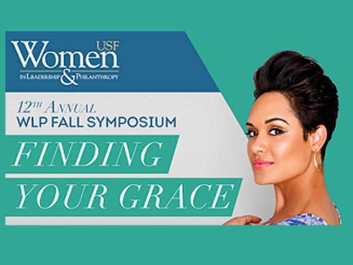 This year's symposium featured USF alumna Grace Byers.
