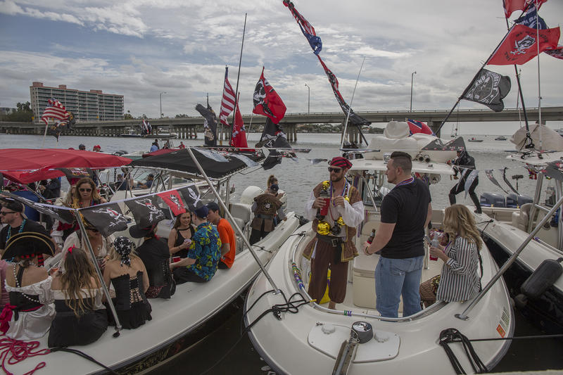 Like Mardi Gras in New Orleans, partying at Gasparilla can get pretty rowdy. But city leaders have made a lot of changes over the past decade to keep drinking under control.