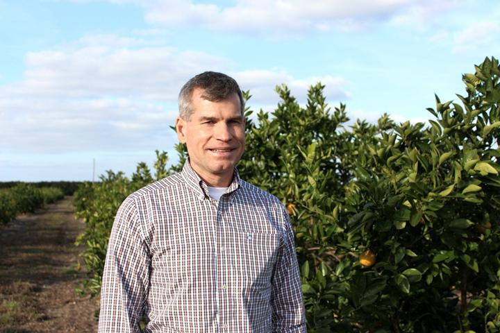 Polk County citrus grower Larry Black said the new tax law will help put new trees in the ground.