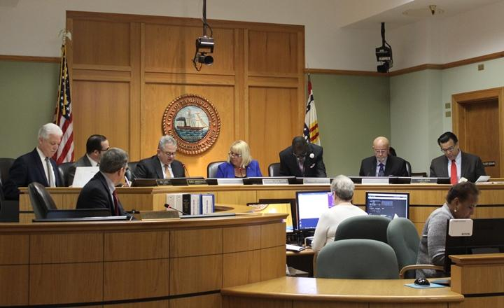 The Tampa City Council voted unanimously to approve the bathhouses ordinance on Thursday morning.