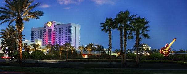 Seminole Hard Rock Hotel and Casino in Tampa