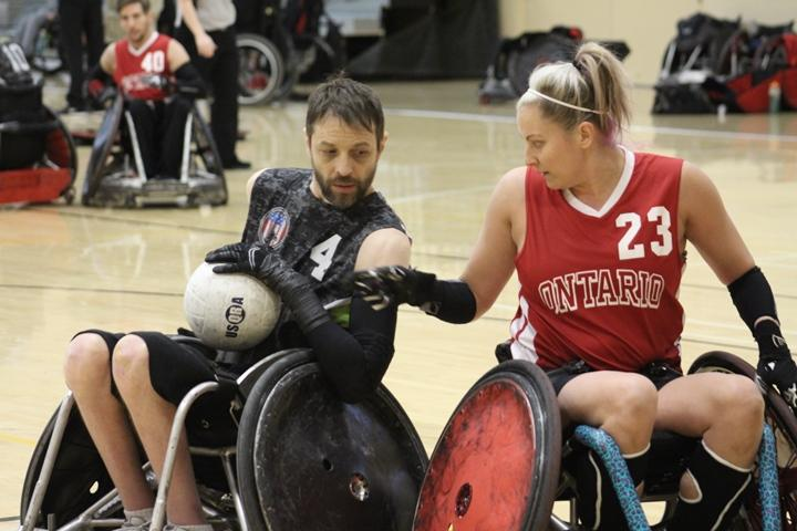 The sport of murderball was renamed wheelchair rugby in 1983. The original name was repopularized after a 2005 documentary.