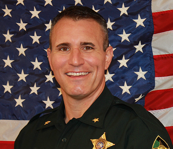 An internet scammer posed as Pasco County Sheriff Chris Nocco to solicit funds from unsuspecting victims.