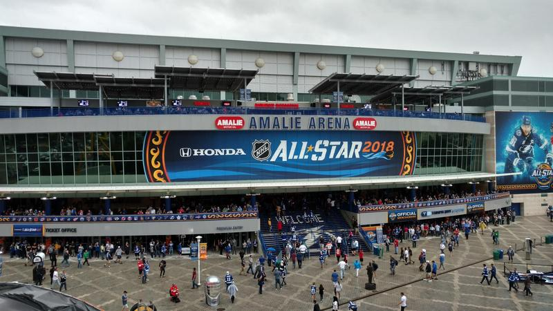 Hillsborough County commissioners voted 6-1 to invest $61 million in Amalie Arena.