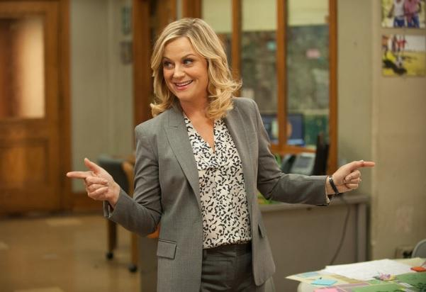 "Amy Poehler's character on ""Parks and Recreation"" came up with the idea of Galentine's Day"