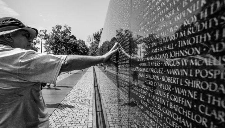 The National Vietnam War Memorial