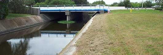 Cross Bayou Canal is one of the featured cleanup locations for Keep Pinellas Beautiful on March 10.