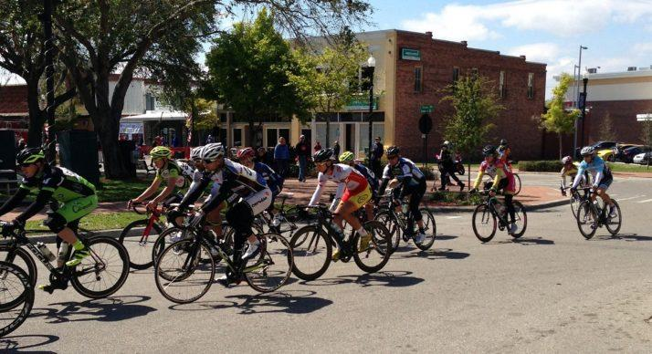 The Chain of Lakes Cycling Classic takes place Saturday and Sunday.