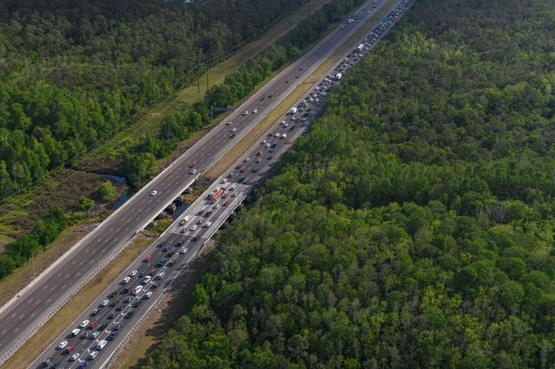 The Florida Wildlife Corridor Expedition team will be faced with some tough decisions as they navigate their 2018 journey, including whether to go under or across traffic-filled I-4.