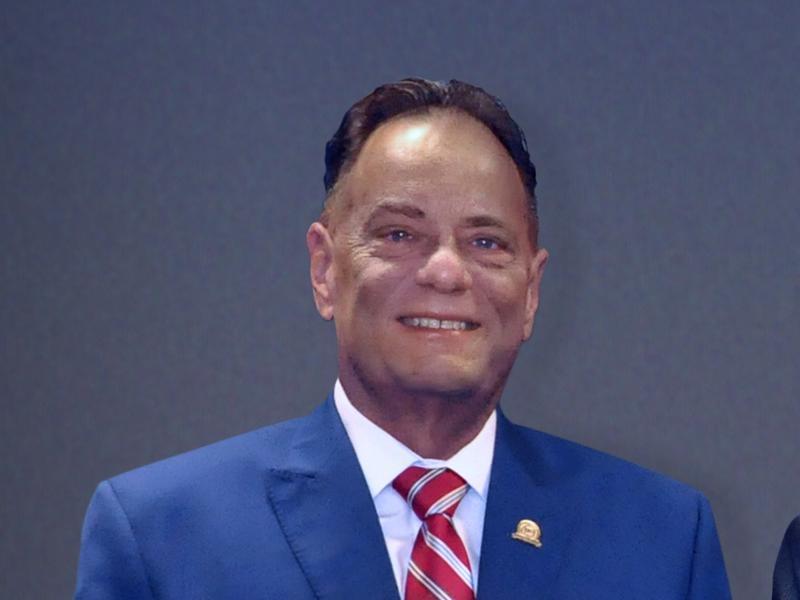 Pinellas County Commissioner John Morroni