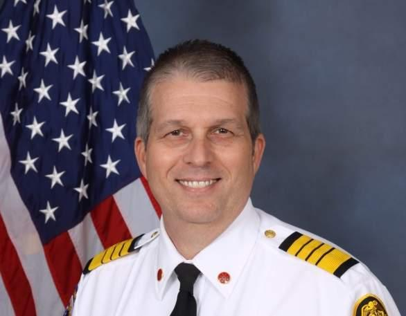 Tampa Fire Rescue Assistant Chief of Operations Nick LoCicero was named as the new chief by Mayor Bob Buckhorn Tuesday. LoCicero replaces Tom Forward, who is retiring.