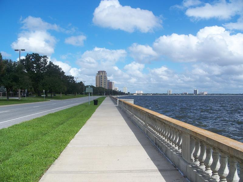 The City of Tampa had already planned to reduce the speed, replace signs and add crosswalks, among other safety modifications, but decided to move forward with the Bayshore Boulevard project sooner because of Wednesday's crash.