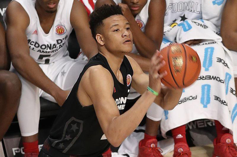 Kevin Knox II, was a standout at Tampa Catholic High School. He graduated in 2017.