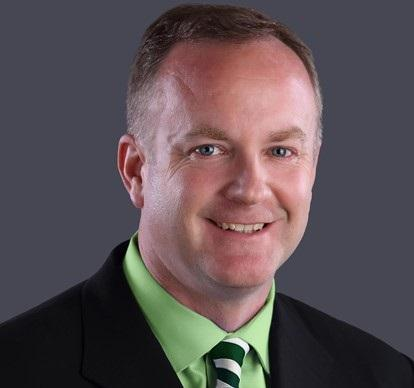 Michael Kelly has been named the new USF vice president of athletics.