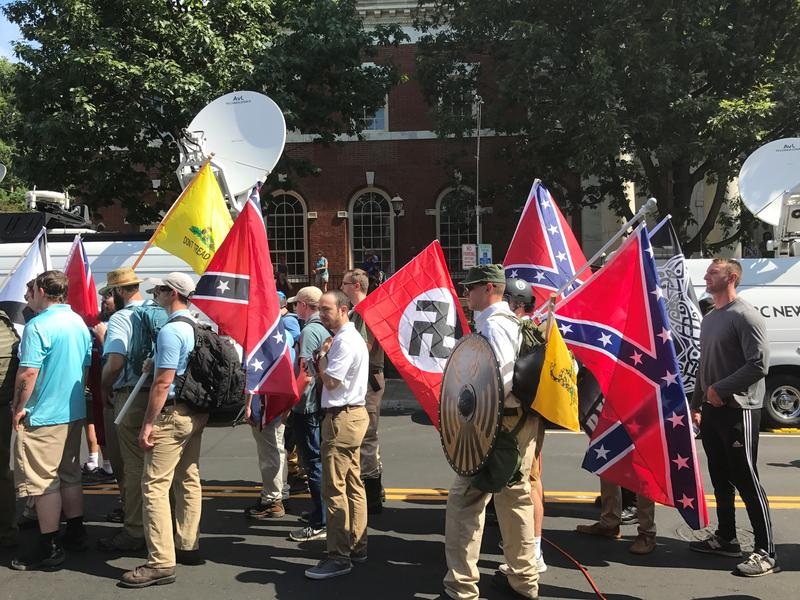 NPR was criticized for its interview of the organizer of the 2017 Charlottesville Unite the Right march, which attracted white nationalists and protesters, and led to the death of one woman.