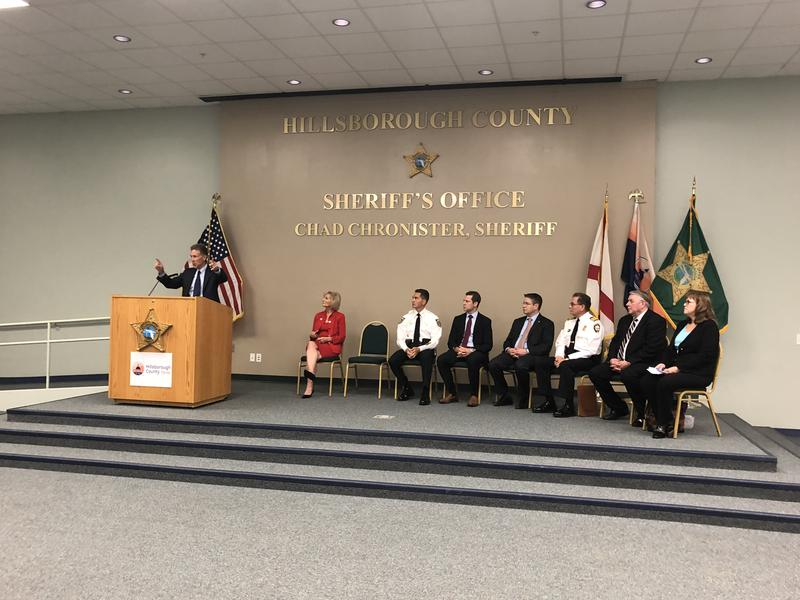 """Attorney Mike Moore says they want opioid manufacturers and distributors to pay to clean up the """"pill spill."""""""
