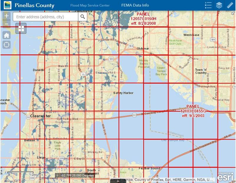 The Federal Emergency Management Administration has released a new preliminary map that more accurately reflects flood risks in Pinellas County.