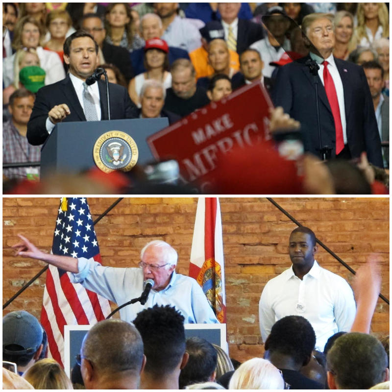 Following the August 18 primary, Democrat Andrew Gillum and Republican Ron DeSantis will now go head-to-head in the hotly contested race for Florida governor.