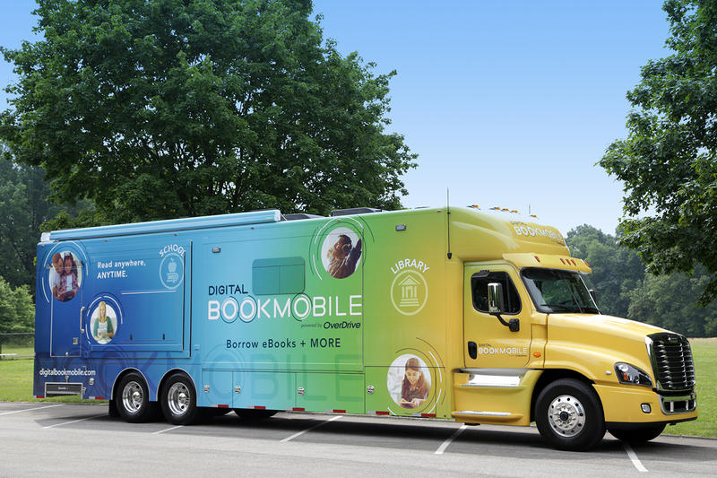 The Digital Bookmobile is bringing its exhibit to Ruskin