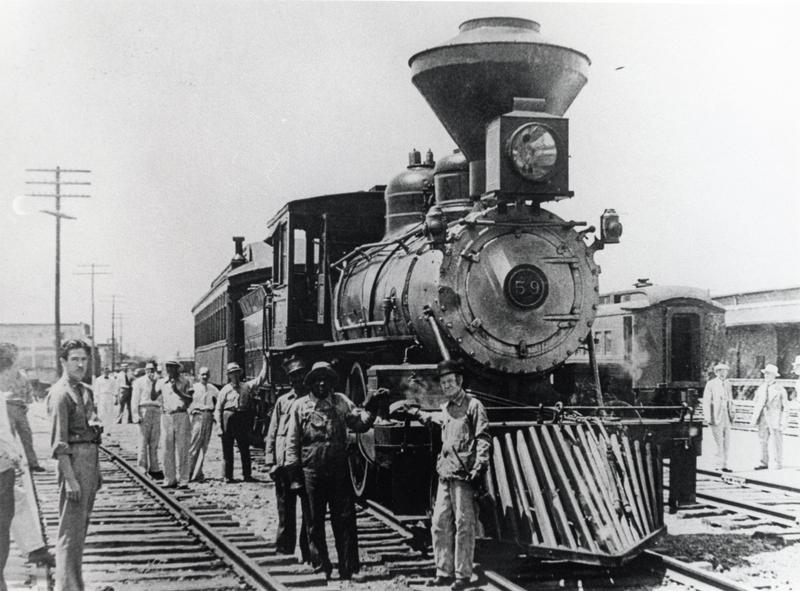 African-Americans continued to arrive in St. Petersburg. They helped build the city's infrastructure and the Orange Belt Railway that would connect the St. Johns River at Sanford to Tampa Bay at St. Petersburg.