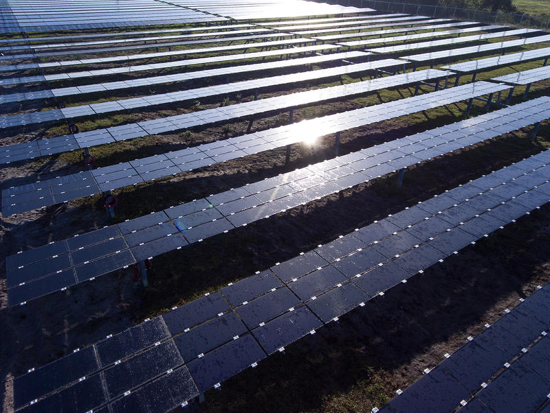 Tampa Electric plans to install 470,000 more solar panels