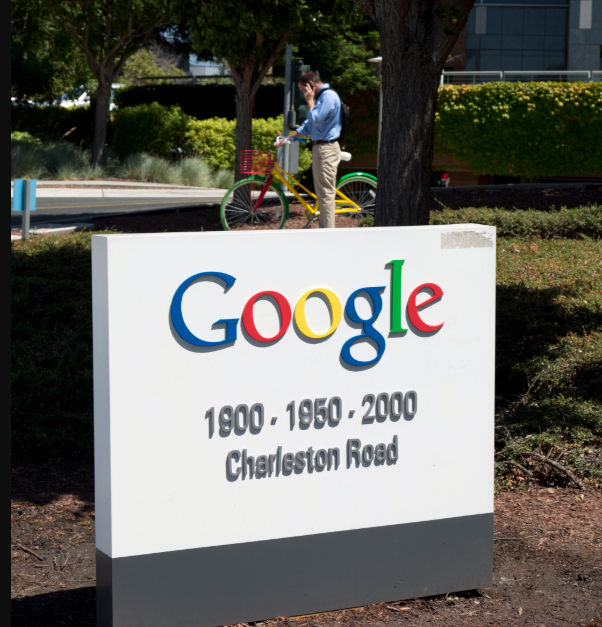 Google's headquarters in Mountain View, Calif., in 2012.