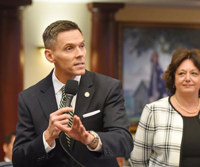 U.S. Representative Ross Spano has admitted to a possible violation of federal regulations.