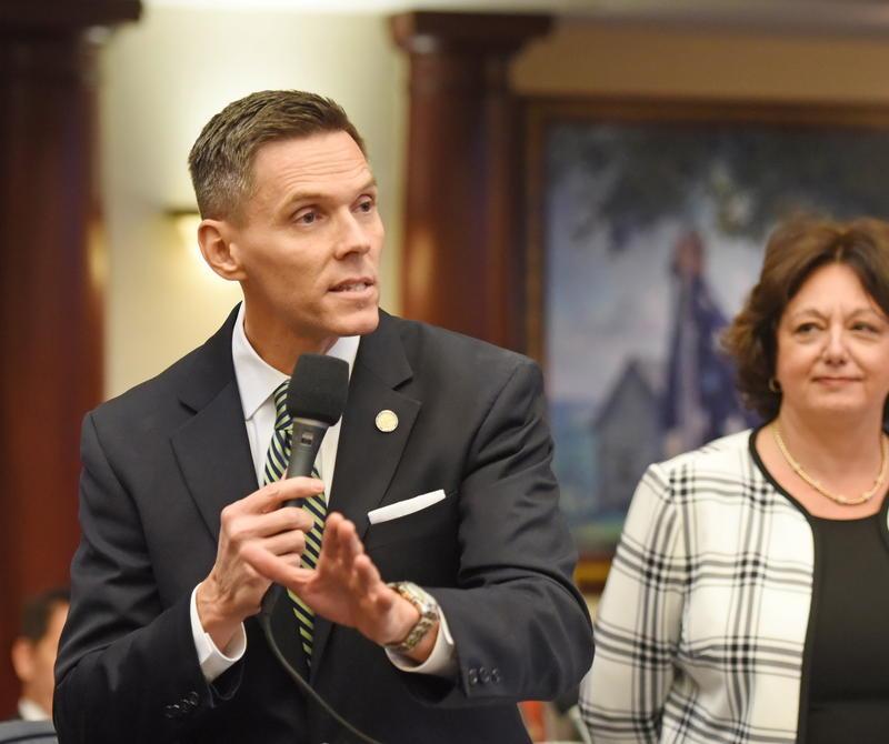 U.S. Representative-elect Ross Spano (R-Dover)