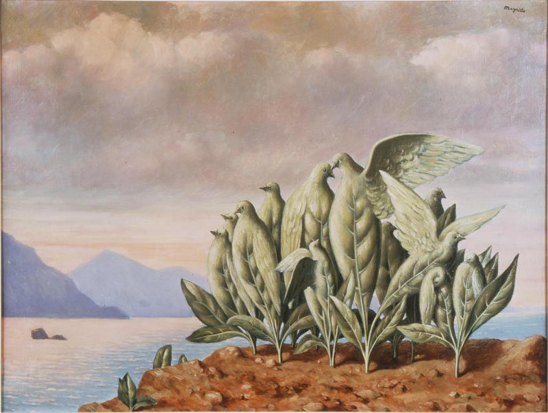 Rene Magritte, Treasure Island