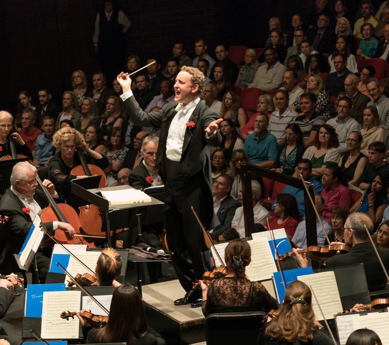 Florida Orchestra Music Director Michael Francis