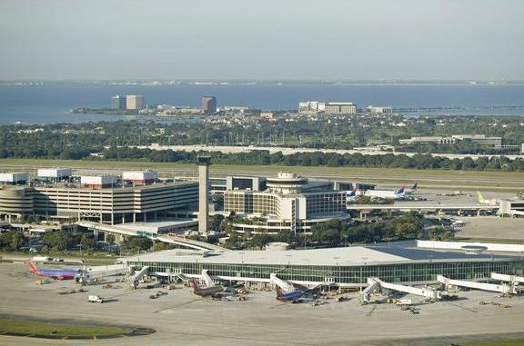 Tampa International Airport is one of five Florida airports offering service to Cuba.