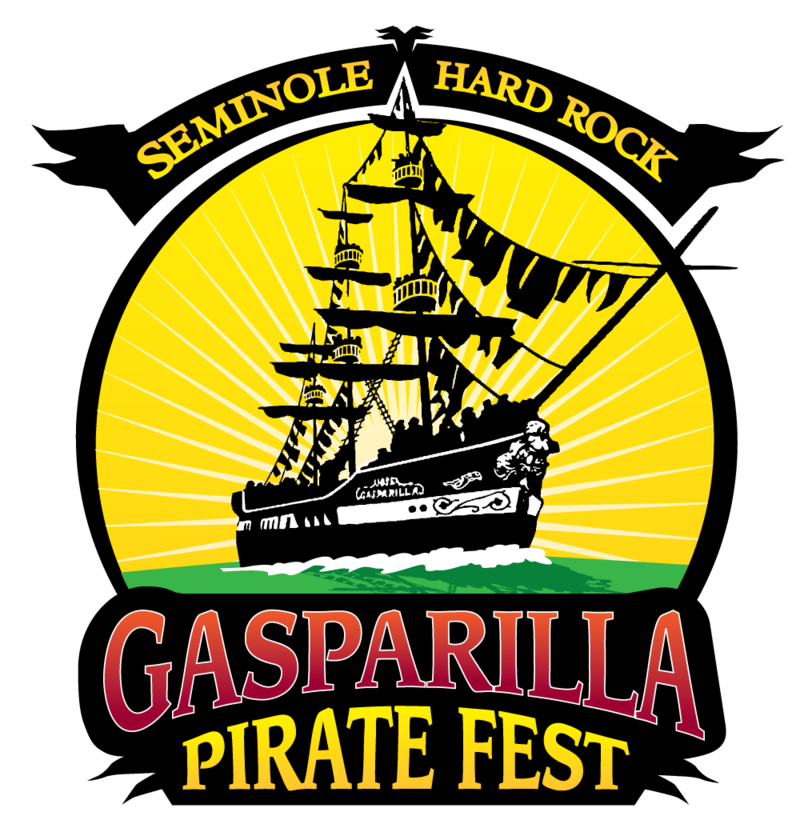 The 2019 Gasparilla Pirate Fest takes place Saturday, Jan. 26 in downtown Tampa.