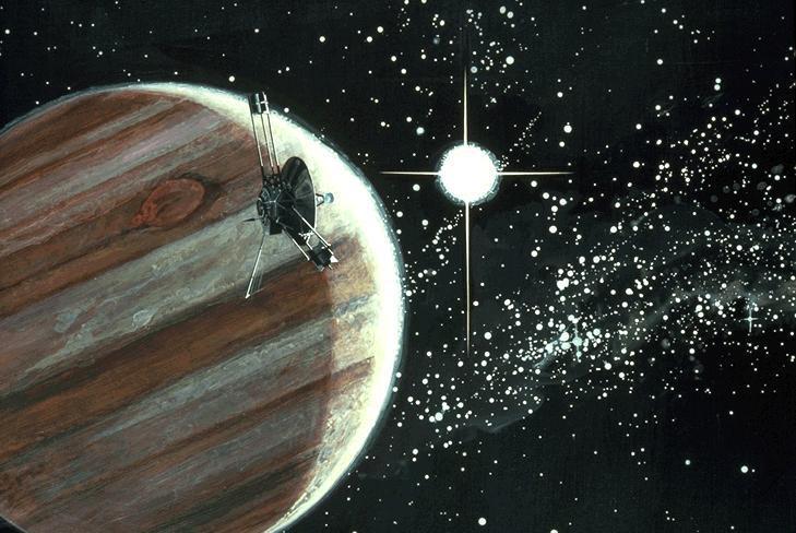 Pioneer 10 is now a ghost ship in interstellar space