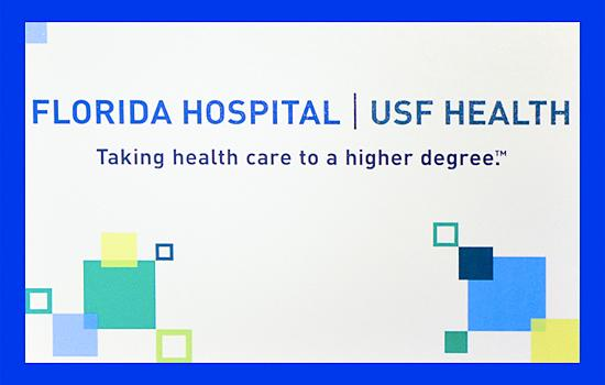 Florida Hospital-USF Health logo