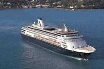 Holland America's MS Ryndam