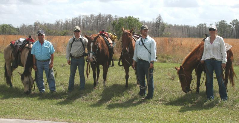 Arriving at Disney Wilderness Preserve in Style (click on photo to view slideshow)