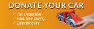 Donate Your Vehicle and Support WUSF Public Media