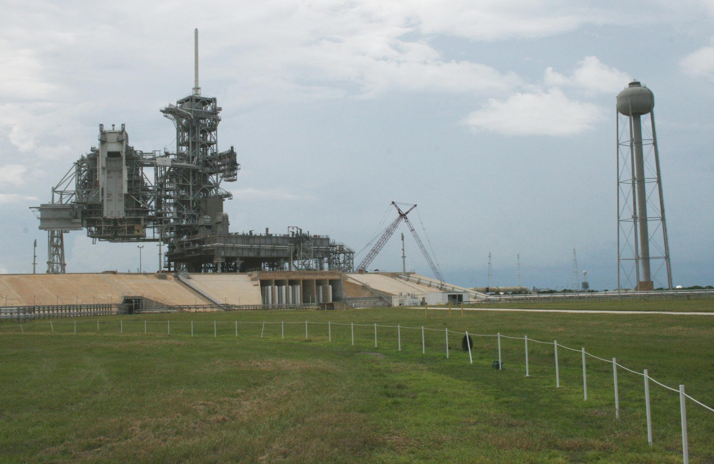 Launch Pad A Tour