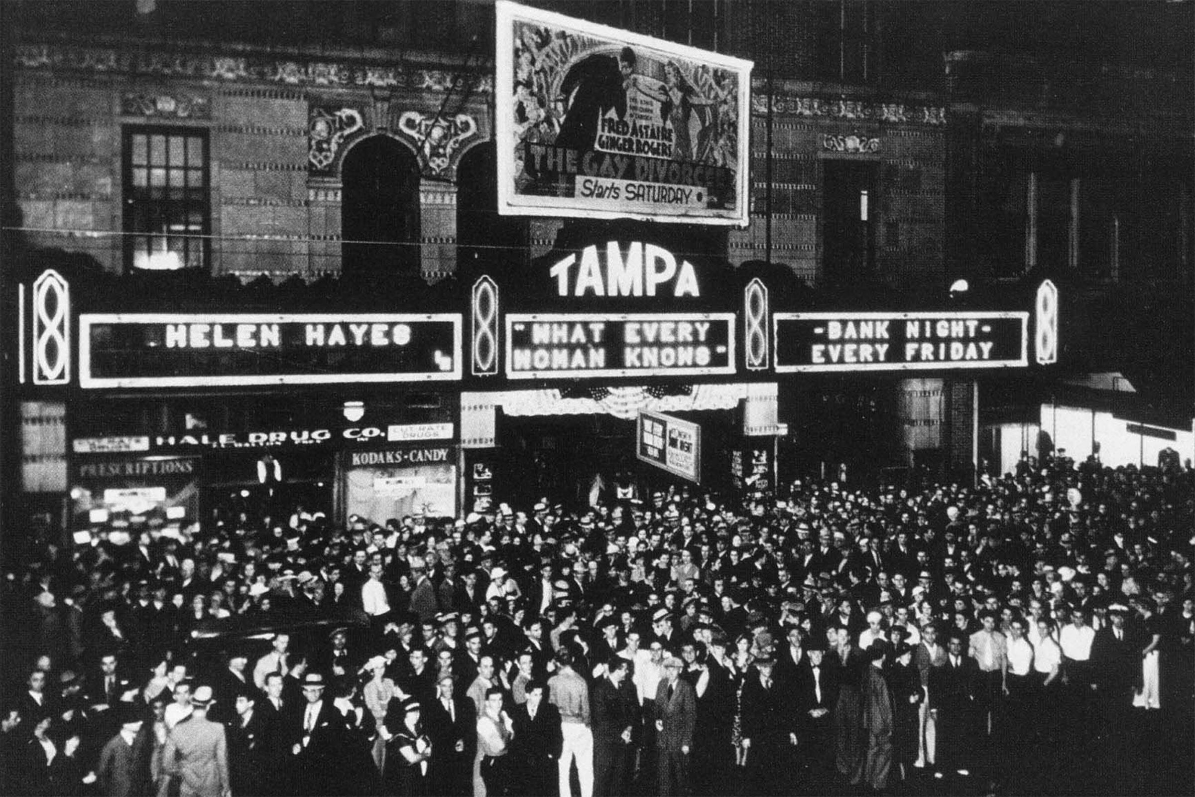 tampa theatre named worlds no 3 cinema wusf news