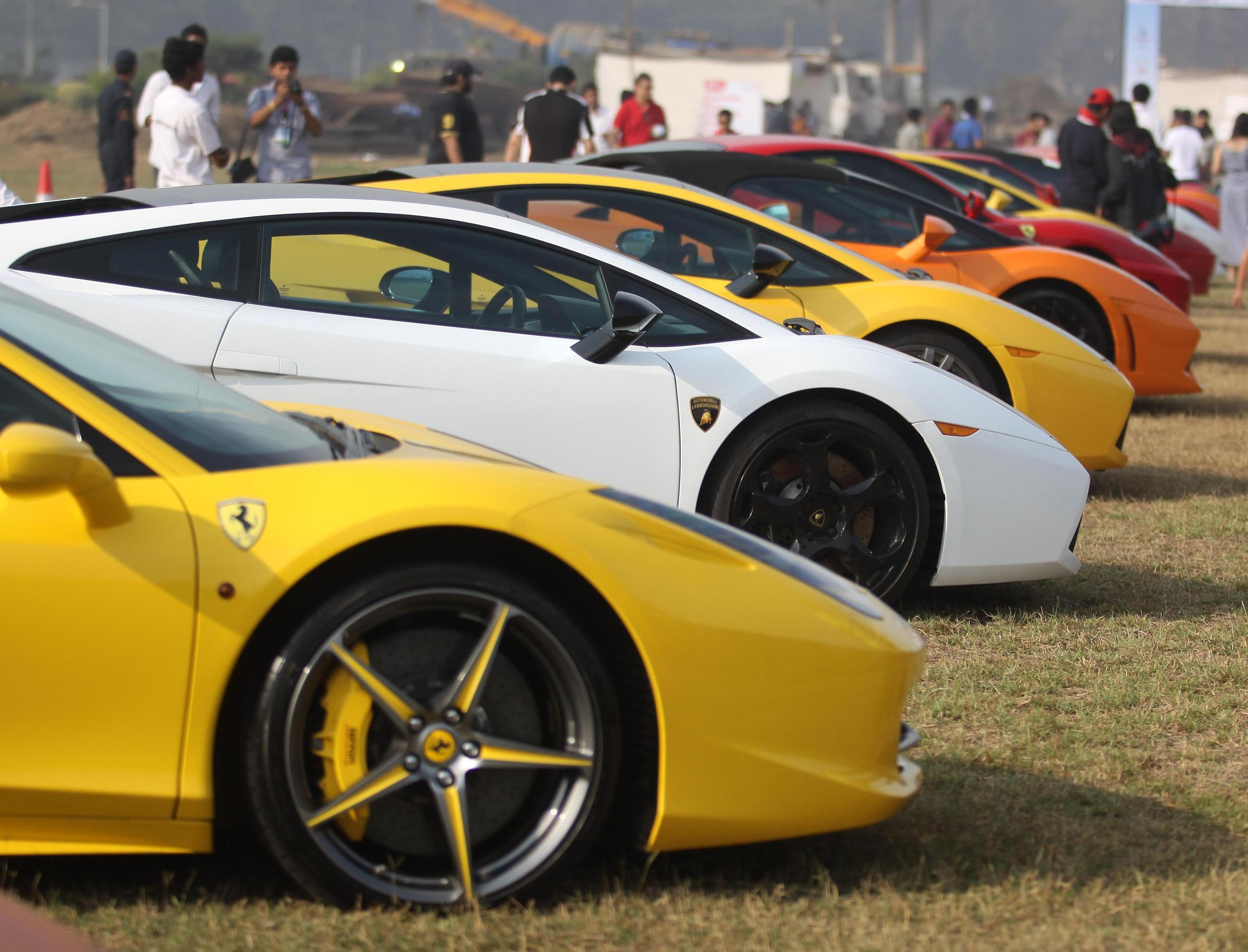 the choices post vegas a sarasota company of las up autoxotic one lamborghini as new rental news in wusf car revving exotic rent offers