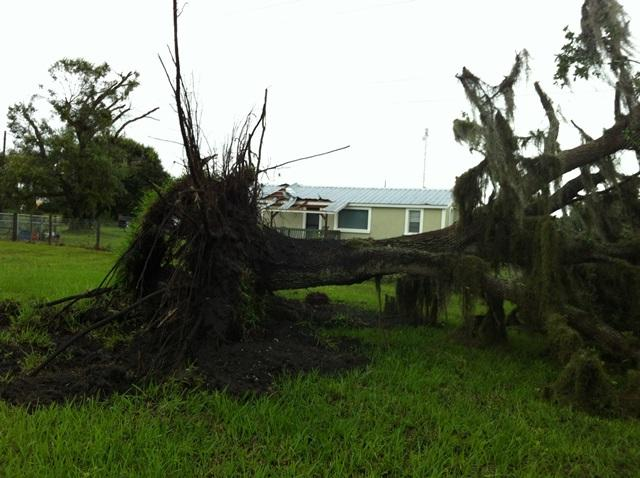 Myakka City Fl Hurricane