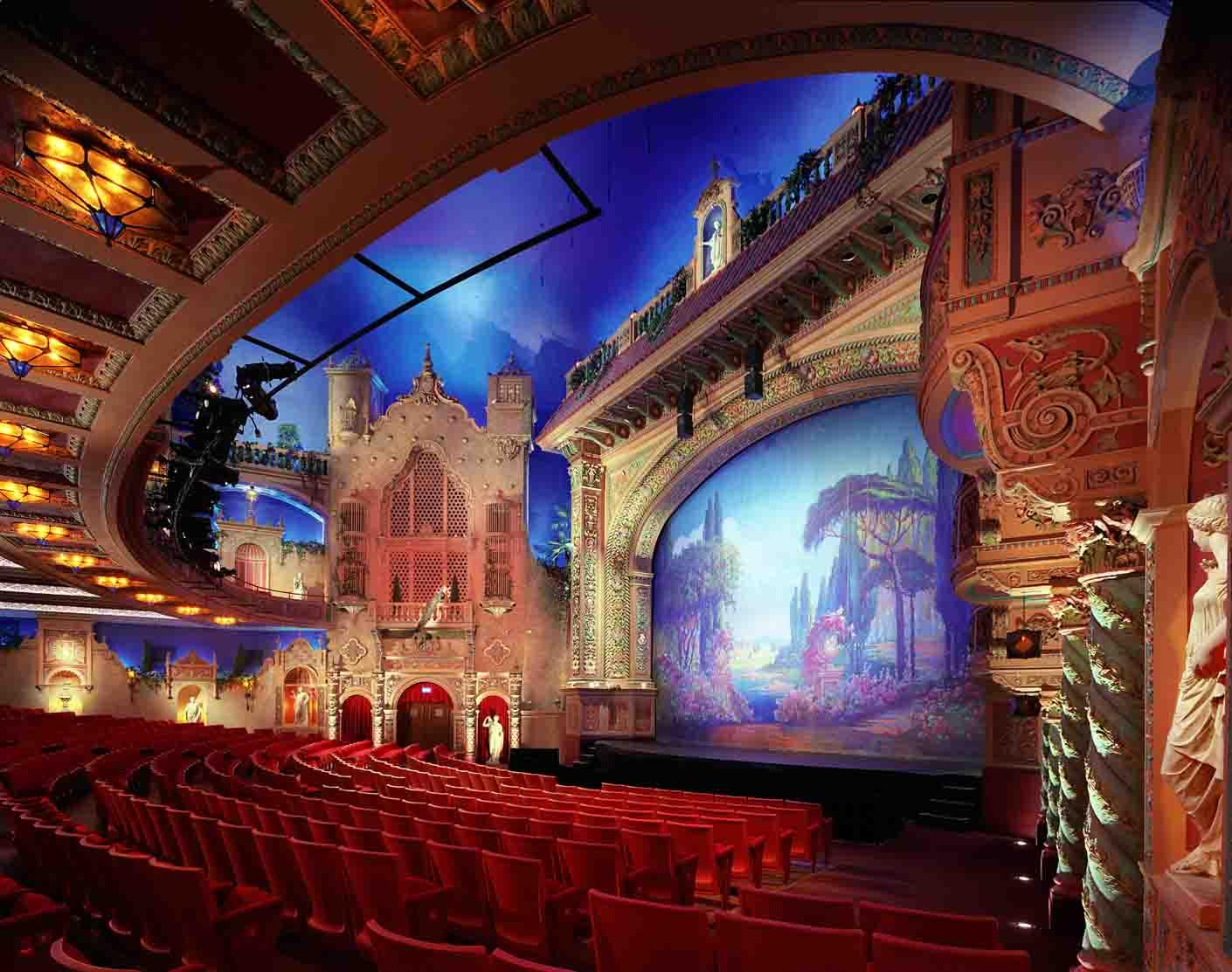 step inside the tampa theatre wusf news