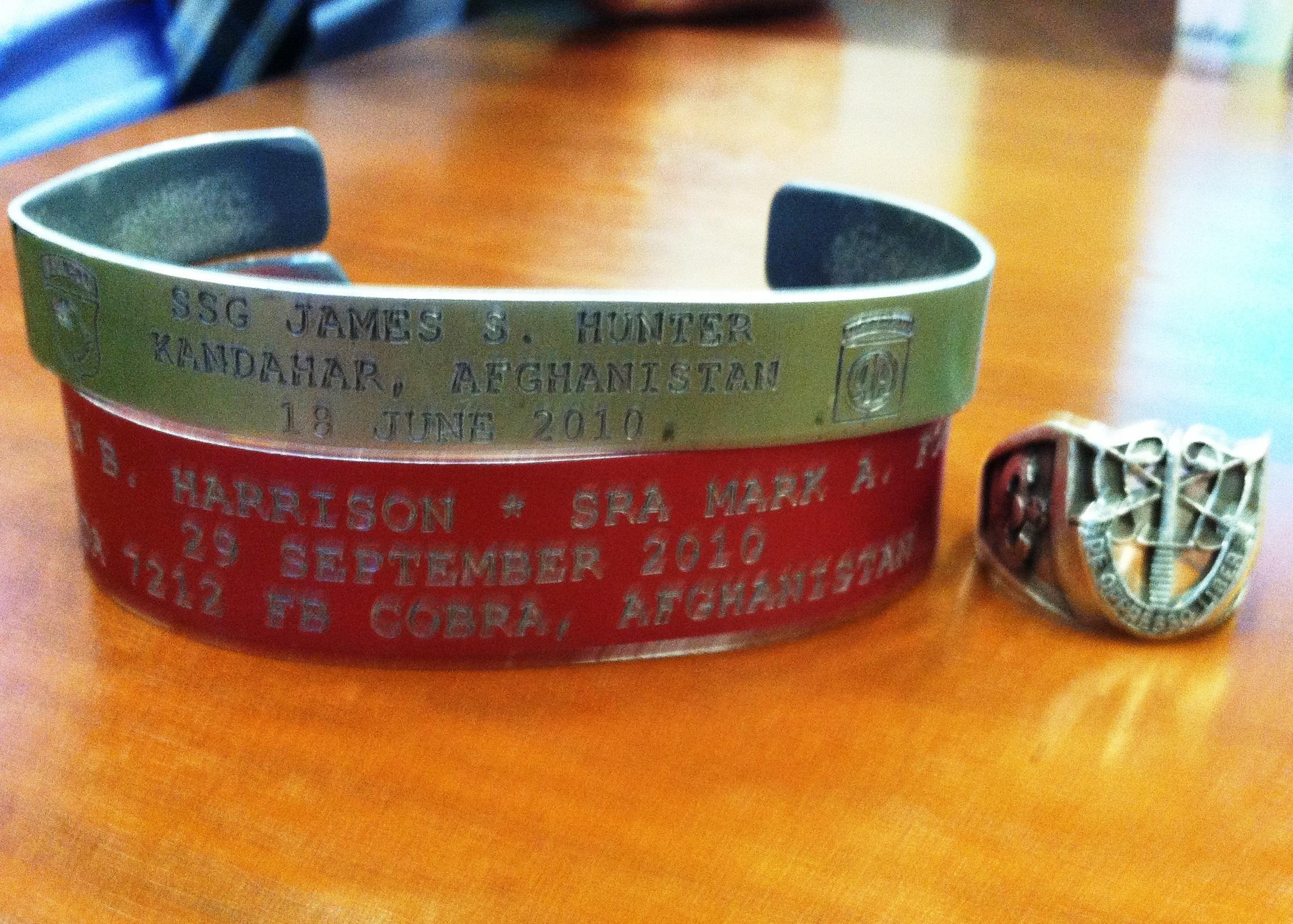 return bowe sgt awareness pow generate to captive memorial kia for bracelets bergdahl