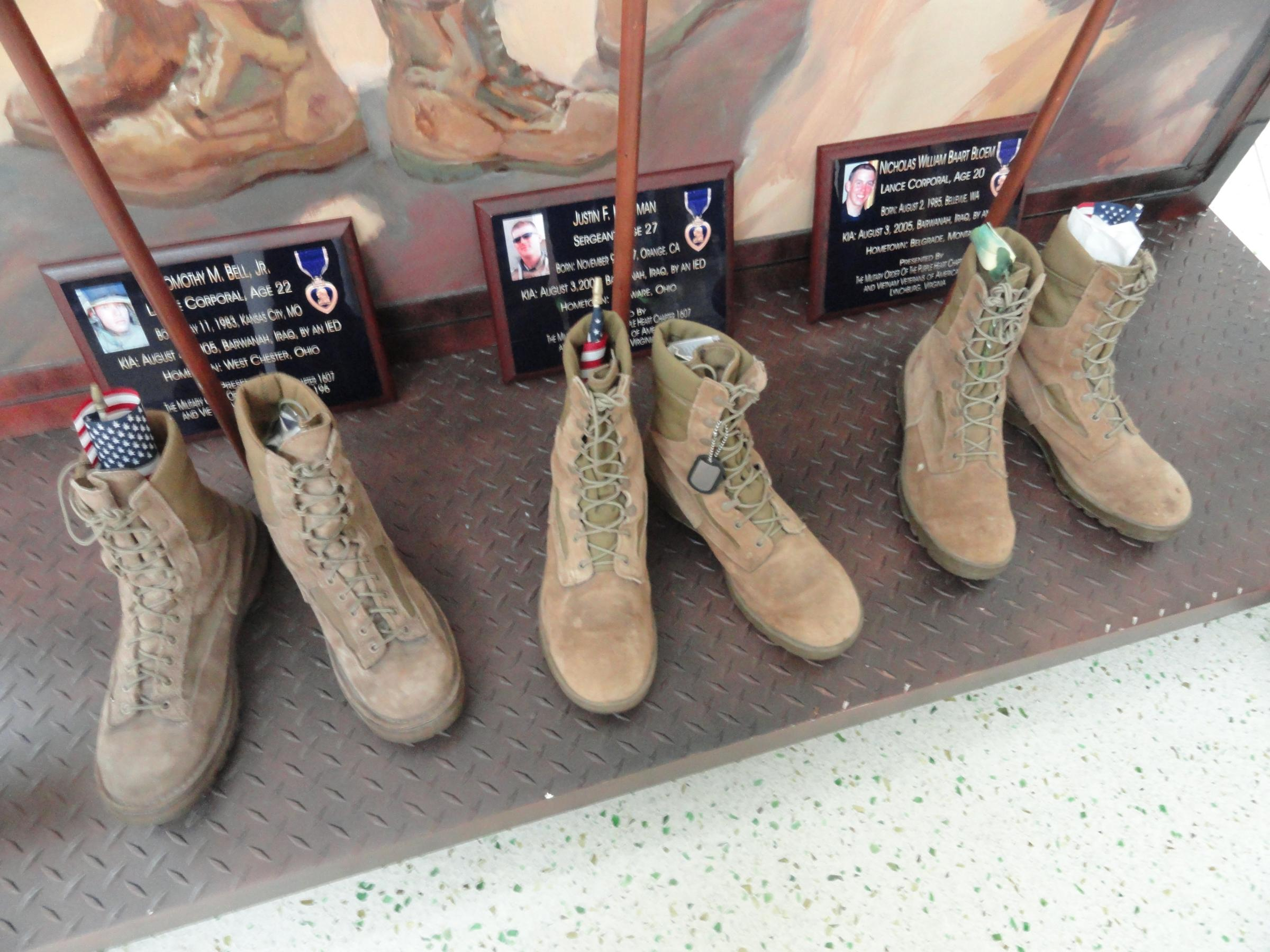 Free Exhibit Depicting 23 Marines Killed in Iraq Opens at ...