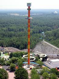 Falcon 39 s fury opens finally at busch gardens tampa - Busch gardens rides height requirements ...